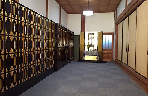 納骨堂の全体写真